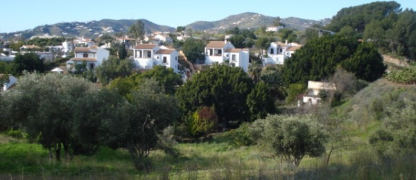 AX179 – Building plots, Nerja