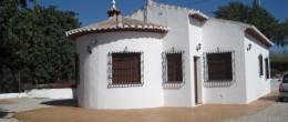 AX778 Casita del Garrobo, Comares