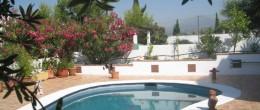 AX418 – Casablanca, detached villa in Puente Don Manuel, Alcaucin