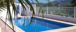AX483 – Casa Francesa, country house with pool, Viñuela area