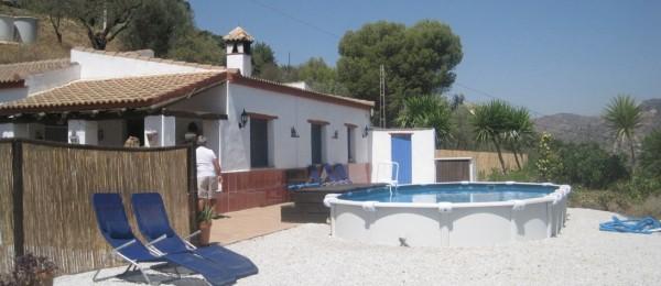 AX500 – Villa Antonio, country house, Comares