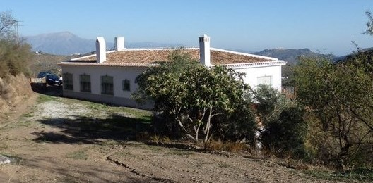 AX519 – Villa San Fernando, Colmenar, Montes de Malaga