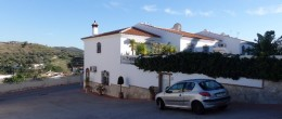 AX532 – Casa Belar, end of terrace villa, Viñuela