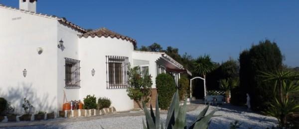 AX536 – Casa Clara, country house near Riogordo