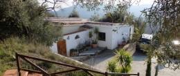 AX551 –  Casa Escondida, country house near Sedella