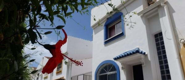 AX579 – Casa Karina, beachfront house, Añoreta