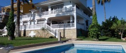 AX593 – Beautiful, spacious villa near the beach, in Almayate, Torre del Mar