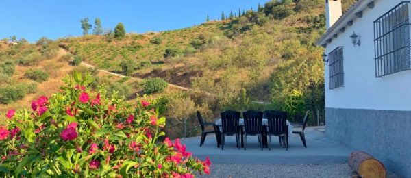 AX1040 – Finca La Molina, country house near Colmenar