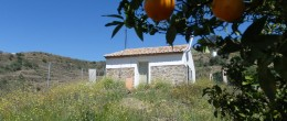 AX562 Casa Ventura, small country cottage, Triana, Velez-Malaga