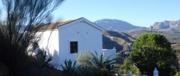 AX600 – Casa Almendro, Comares, Riogordo – country house with views