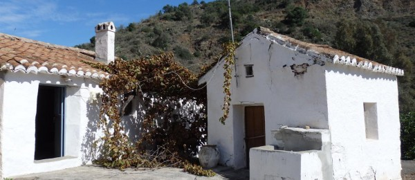 AX607 – Casita de la Huerta – cottage to restore with avocado orchard