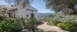 AX610 Lagar El Hueco, a country house surrounded by nature, Colmenar