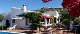 AX608 La Mimosa, large country house near Viñuela and Velez-Malaga