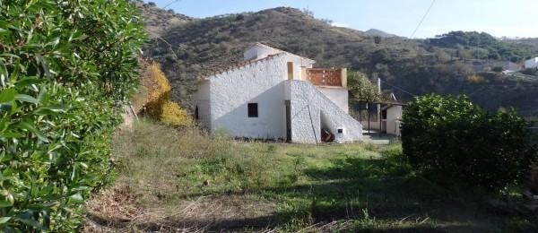 AX612 Casa 'Lo Tio Viejo', detached country cottage to restore, Canillas de Aceituno