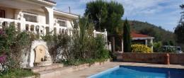AX613 – La Casita Marron, country house near Colmenar