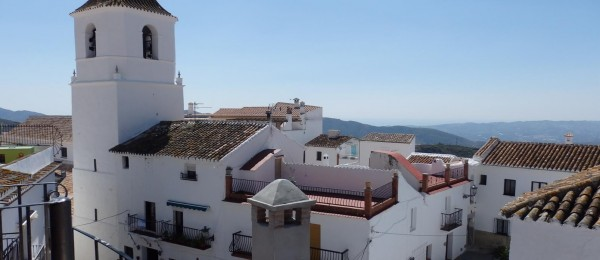 AX636 Casa la Plaza, beautiful village house, Canillas de Aceituno