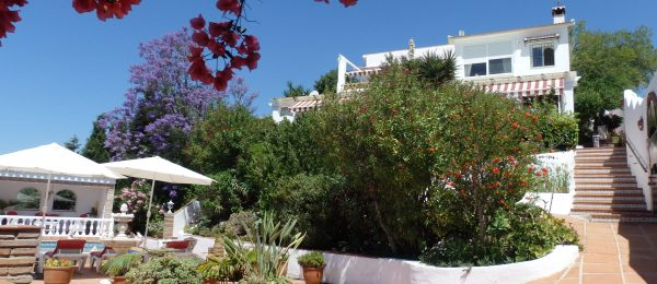 AX651 – Cortijo Los Claros, beautiful complex near the beach, Iznate