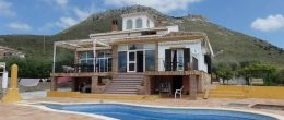 AX646 – Casa Vista del Lago, luxury country house, Alcaucin