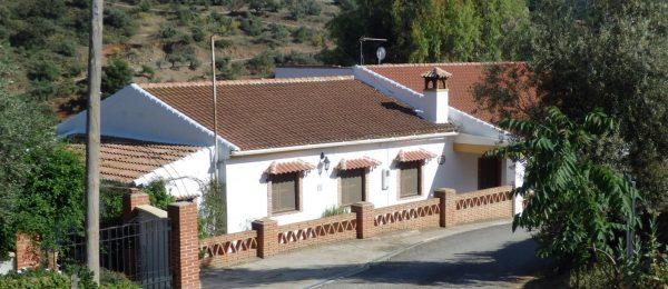 AX657 – Casa Las Chozas – detached country house near Casabermeja