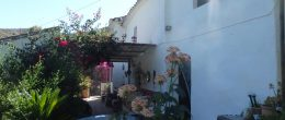 AX662 – Casa Adelina – character country cottage with guest annexe, Benamargosa