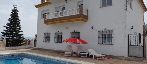 AX671 – Casa Los Dos Hermanos, Los Romanes, Viñuela