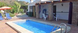AX673 – Casa Maravilla, 2 bed country house, El Trapiche, Velez-Malaga