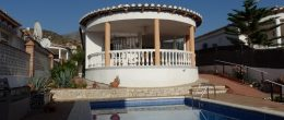 AX683 – Casa Cristina – 2 bedroom detached villa in quiet area near facilities, Viñuela area