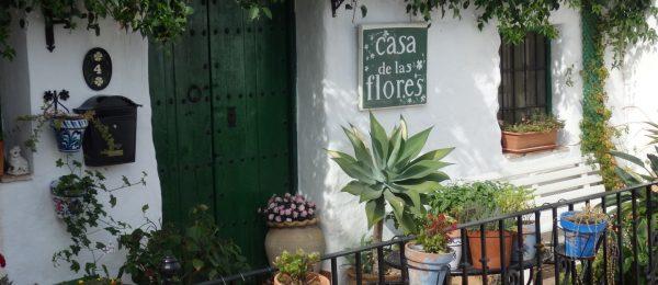 AX682 – Casa de Las Flores, Viñuela village