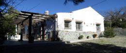 AX692 – Casa El Paso, country house near Colmenar