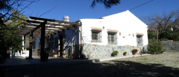 AX692 – Casa El Paso, country house near Colmenar