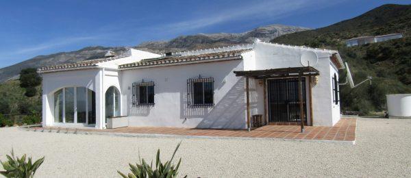 AX702 – Casa Baya, country house in the mountains, Canillas de Aceituno