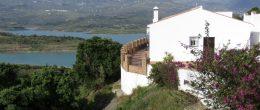 AX708 – Casa Las Lomas, lake view villa, Los Romanes, Vinuela