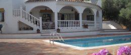 AX724 – Casa Judi, 2-3 bed country house near Alcaucin