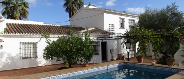AX753 –  Casa Al Vilo, detached villa near Periana