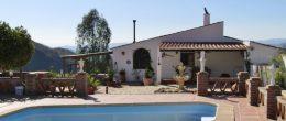 AX758 – Casa Benjo, traditional style country house, Canillas de Aceituno