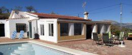 AX754 – Finca Mariposa, country house in Colmenar