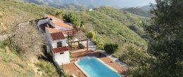 AX766 – Casa Grandebajo, country house, Canillas de Aceituno