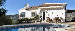 AX772 – Casa Alegria – country villa near Alcaucin