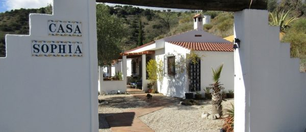 AX767 – Casa Sophia – 2 bed country house between Colmenar and Comares