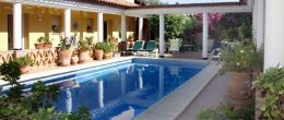 CO157 – Casa Uno – beautiful villa in ancient village between Sevilla and Cordoba