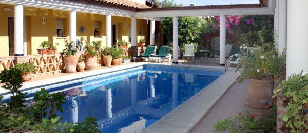 CO157 – Casa Uno – beautiful villa in ancient village between Sevilla and Cordoba