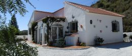 AX780 – Casa Tres Arcos, country house, Almachar