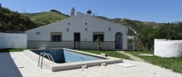 AX787 – Casa Los Almecinos, detached country house, Iznate