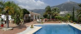 AX789 – Casa Sierra Vista, exquisite country house, Alcaucin