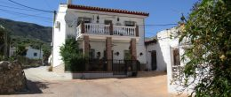 AX792 – Casa La Placita, house in country hamlet, Alcaucin