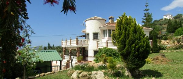 AX793 – Casa Las Escalerillas, country house near Alcaucin