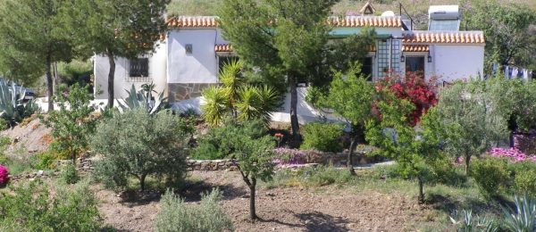 AL158 – Cortijo Adra Alta – 2 bedroom detached country house