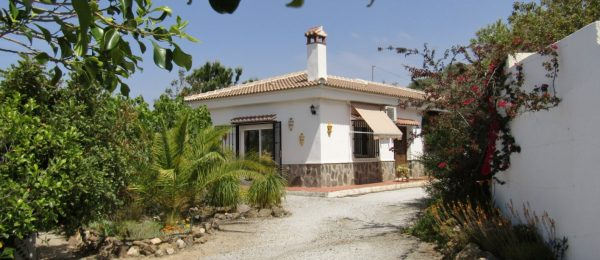 AX795 – Casa Los Gavilanes, Viñuela