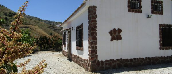 AX797 – Finca del Carpintero, country house, Benamargosa area