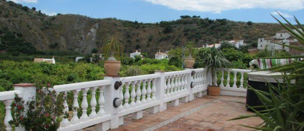 AX799 – Casa Valle Tropical, Salto del Negro, Benamargosa